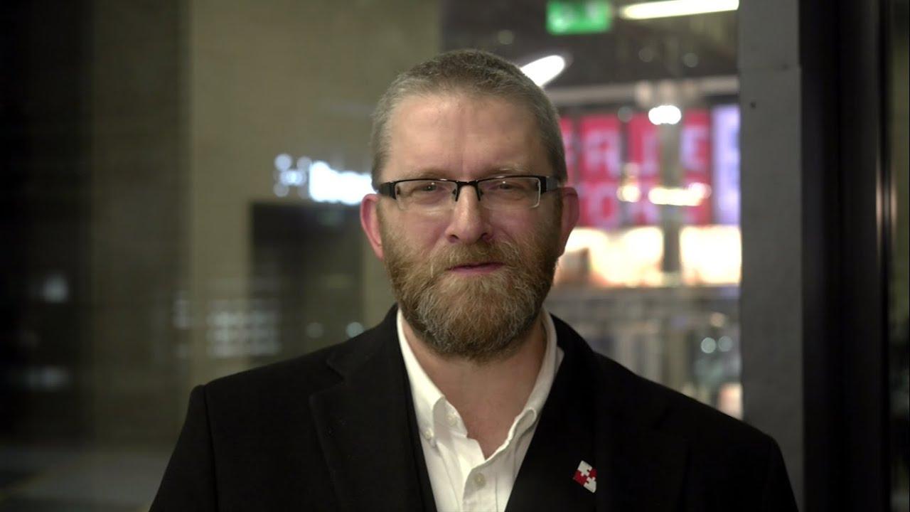 Grzegorz Braun zaprasza na Marsz Niepodległości
